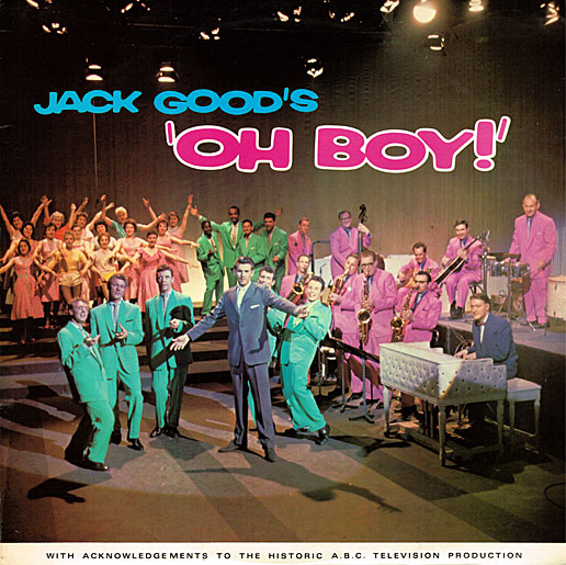 Oh Boy! LP Re-release on EMI Records
